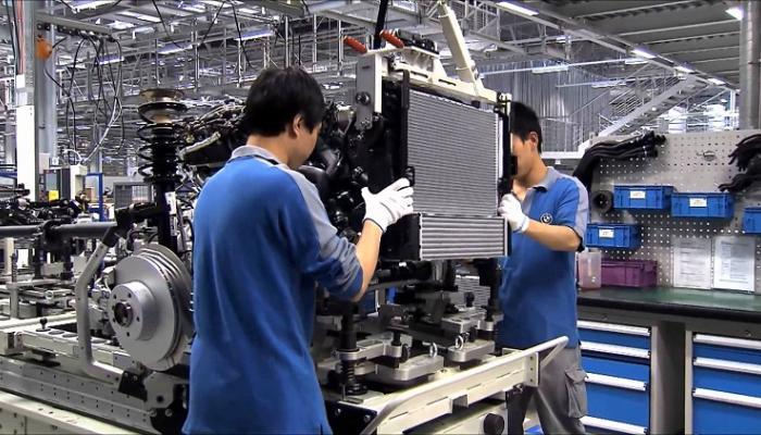 146 173251 chinese factory activity shrinks years